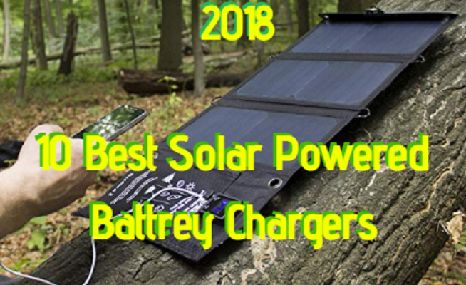 Best Solar-Power Chargers 2018