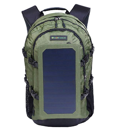 Best Solar Power Backpacks Xlight.ca Solar Charger Backpack 6.5W